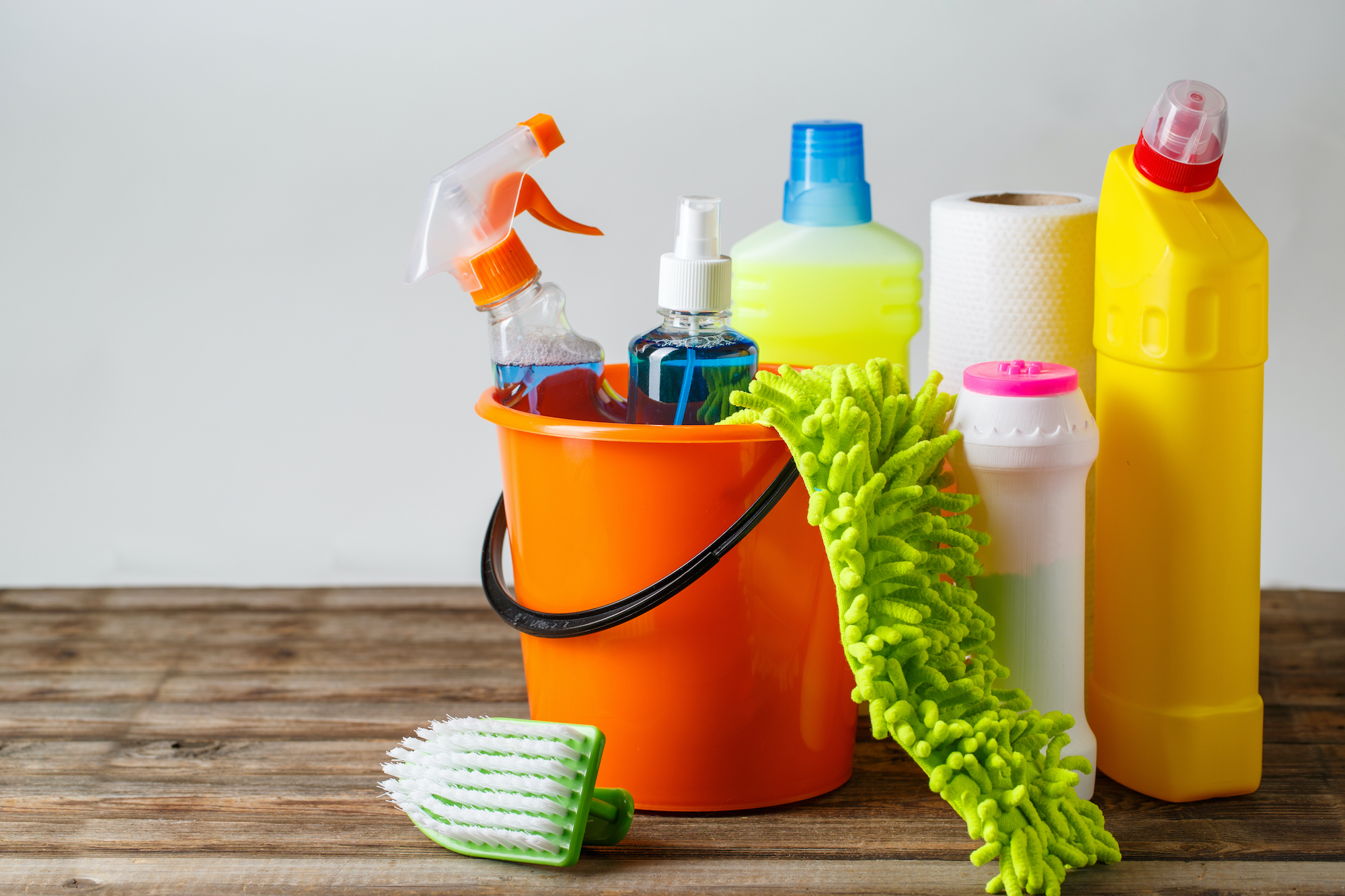 How Well Do You Know Your Cleaning Products?