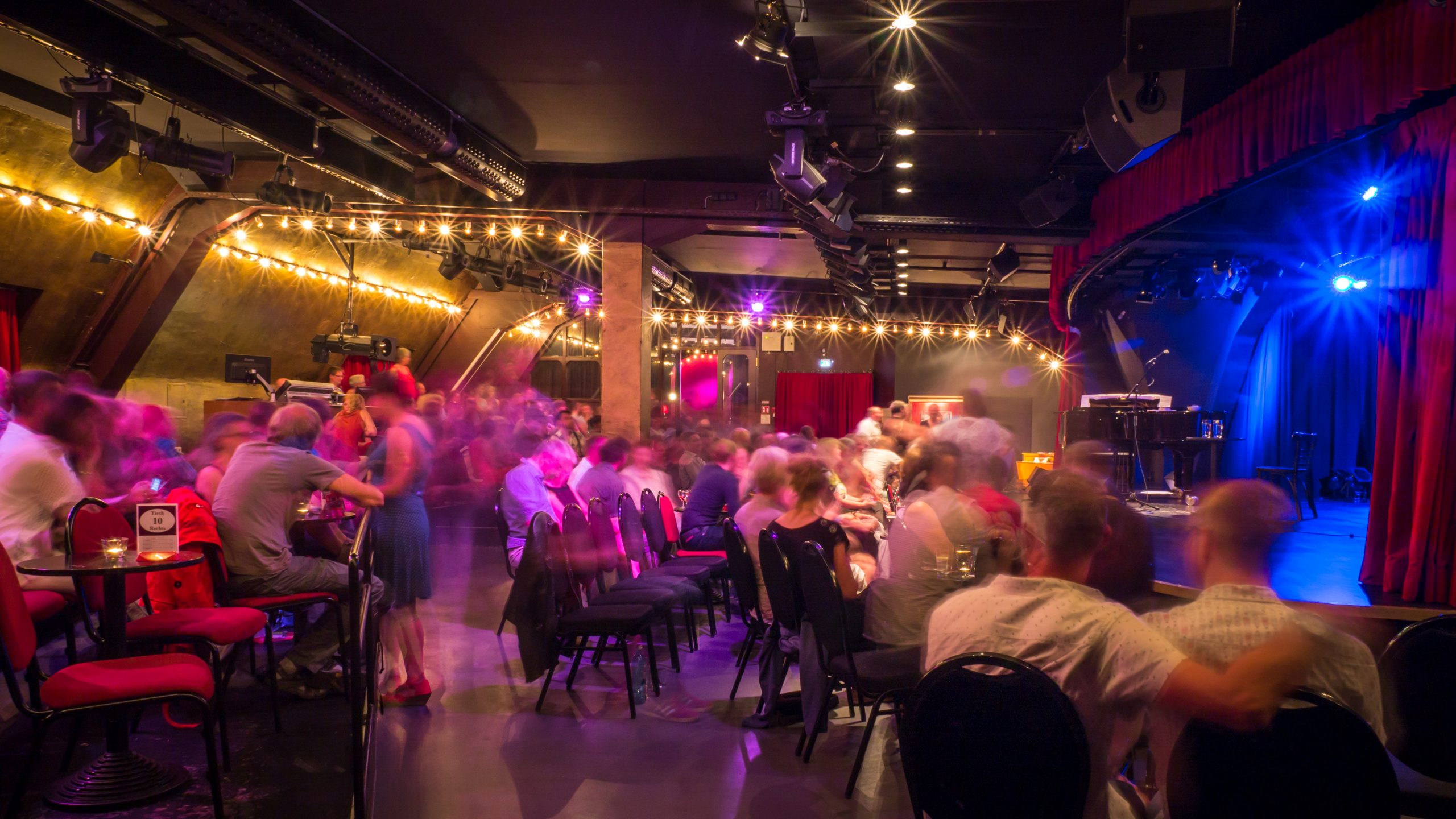 The Berliner Kabarett Anstalt (BKA Theater) , A Popular Berlin Nightspot, Deploys CASPR to Keep Performers and Audiences Safe