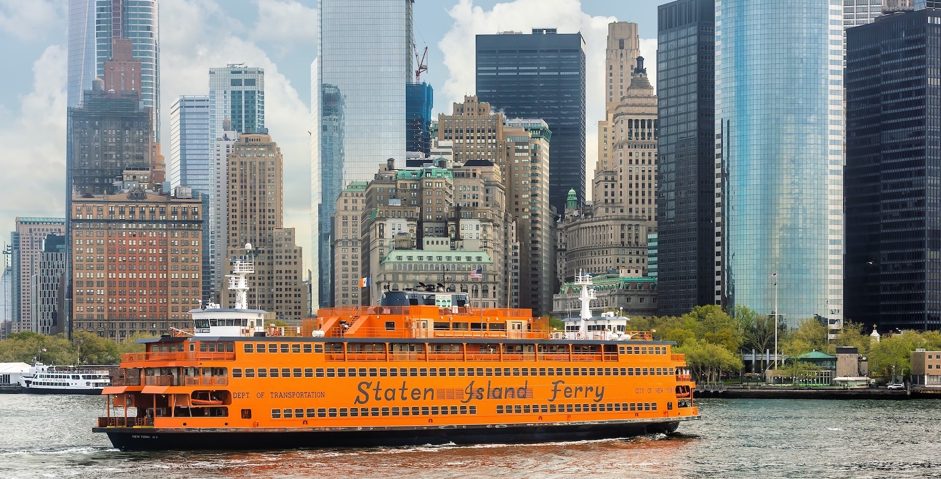 CASPR Partners with Staten Island Ferry to Ensure Safety of Passengers and Staff