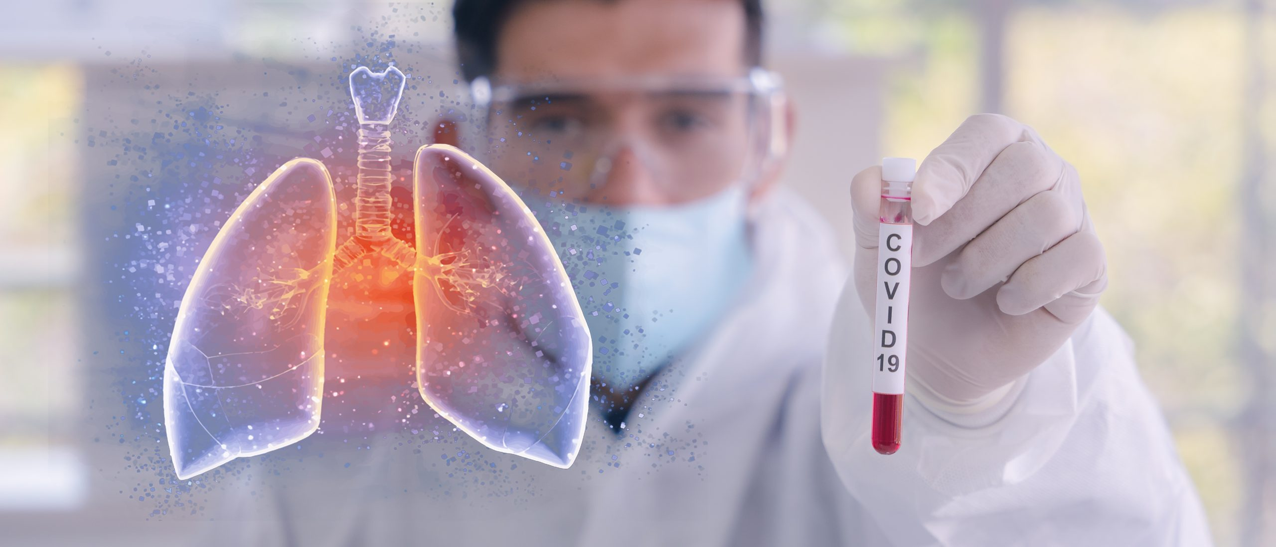 Kaist News Reports on Study that Reveals the Cause Lung Damage due to COVID-19